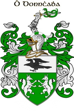 O'DONOGHUE family crest