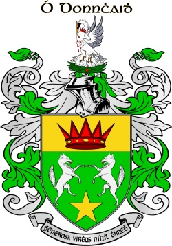 DUNPHY family crest