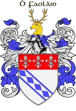WHALEN family crest